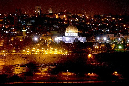 One Night in Jerusalem