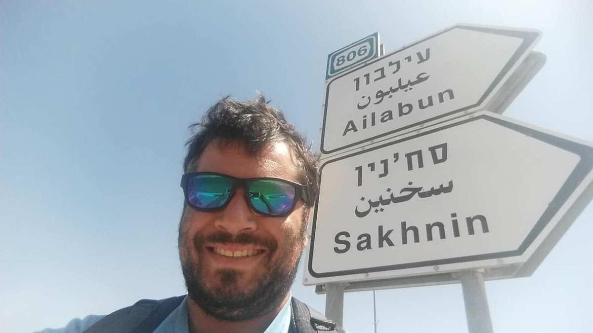 The man fromEilaboun